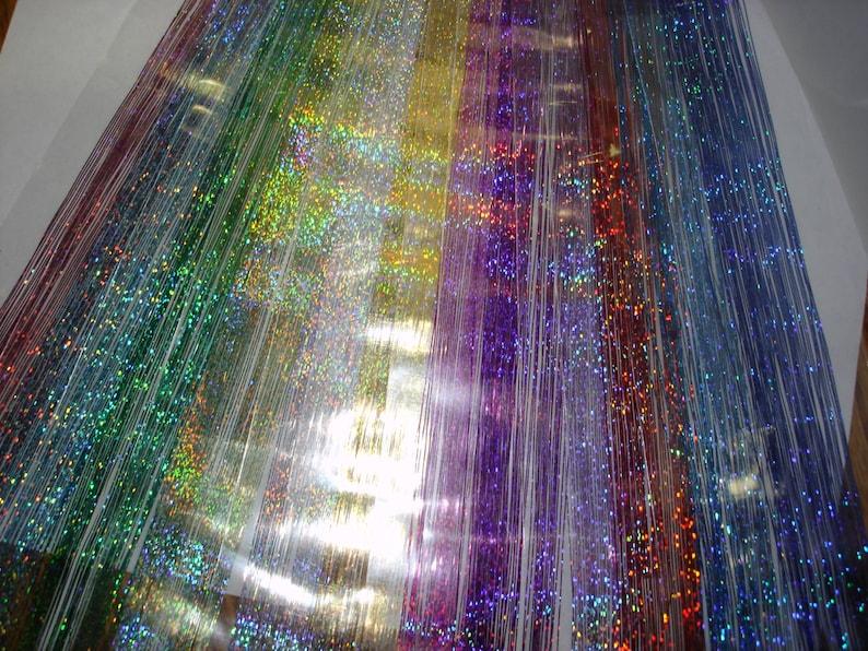 36 inch-100%thai silk strands 100 STRANDS PER PKG. Salon image 0
