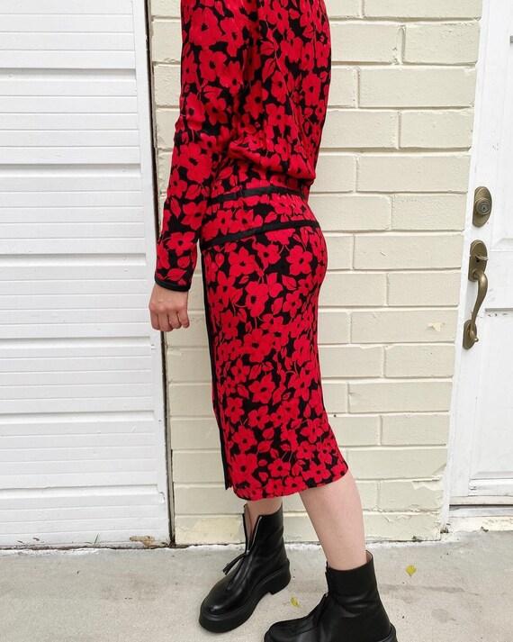 Vintage Silk Albert Nipon Dress