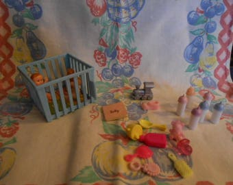 Baby Doll and Miniatures-Detash Of Baby Miniatures