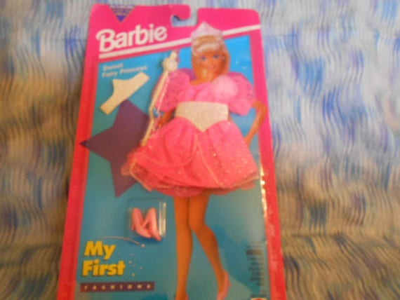 1994 My First Barbie Easy To Dress Fashion Dress Sealed Etsy