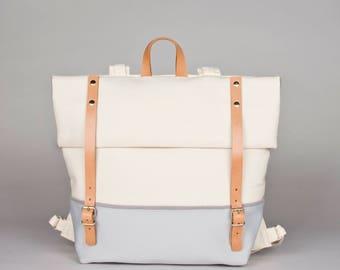 Backpack Milo / Natural