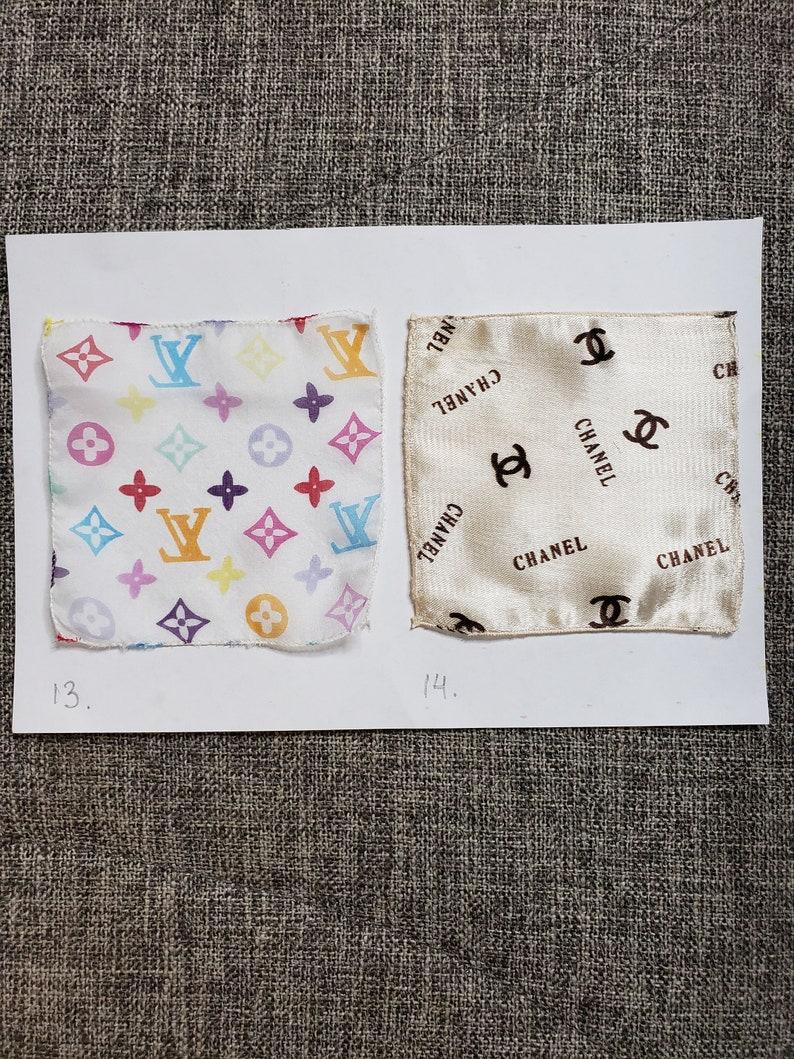 Silk scarf in 1/6 scale. Designer inspired for Silkstone image 4