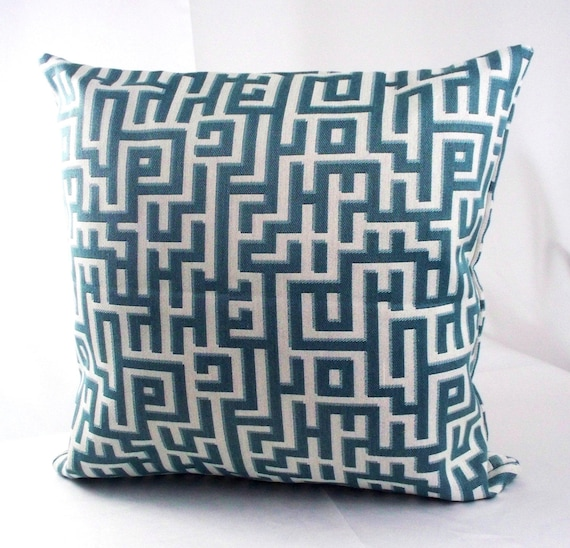Excellent Blue Throw Pillows Accent Throw Pillows Geometric Blue Decorative Pillows Covers Gray Pastel Light Soft Teal Geometric Pillows Sofa Couch Gmtry Best Dining Table And Chair Ideas Images Gmtryco