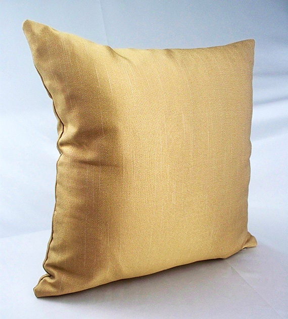 Phenomenal Gold Pillow Cover Gold Pillowcase Decor Pillows Couch Cushions Cover Couch Pillow Covers Sofa Pillows Solid Gold Pillows Throw Case Inzonedesignstudio Interior Chair Design Inzonedesignstudiocom