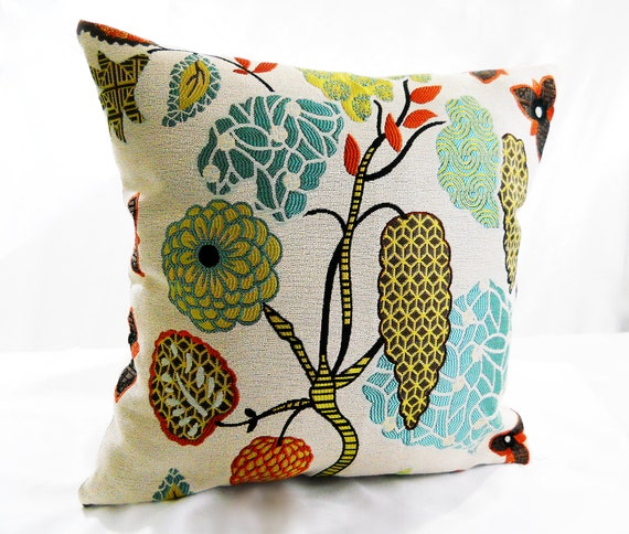 Etsy Cuscini.Embroidered Pillows Embroidered Throw Pillow Covers Cases Etsy