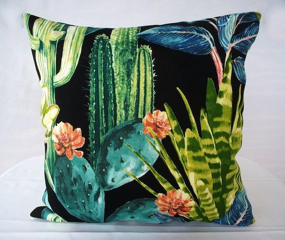 Succulent Pillow Cases in 2020 | Cactus