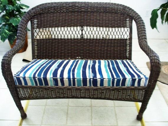 Enjoyable Tommy Bahama Bench Cushions Outdoor Decor Longboard Caribbean Replacement Seat Loveseat Custom Caribbean Patio Furniture Long Garden Beutiful Home Inspiration Aditmahrainfo