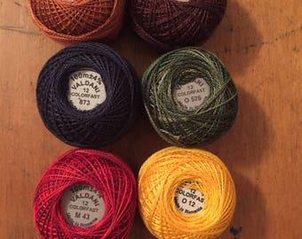 SALE on Valdani Pearl Cotton  Variety pack  24.95