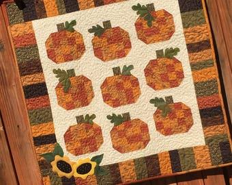 Pumpkin Farm PDF pattern