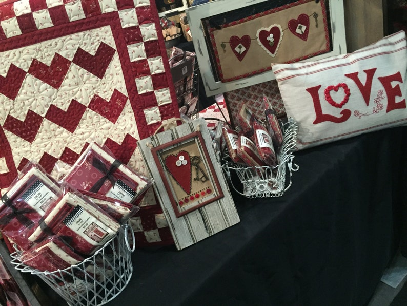 Amore Quilt Pattern