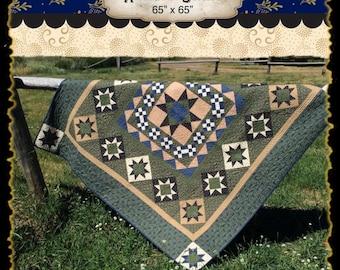Antique Stars Quilt pattern