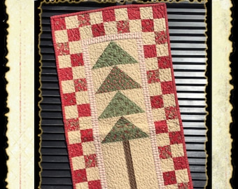 The Quilted Tree PDF pattern
