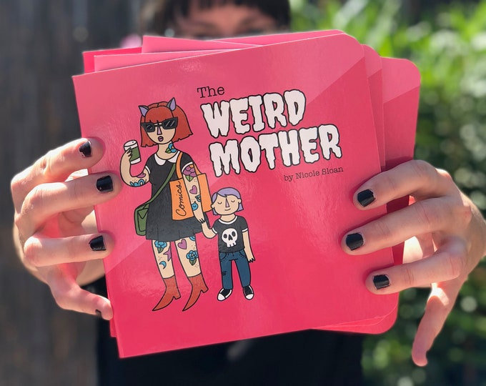 Featured listing image: The Weird Mother Board Book