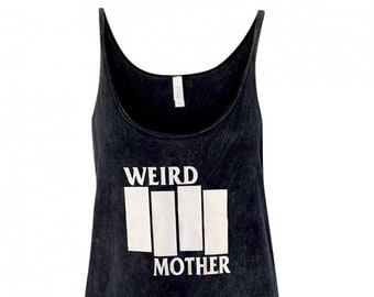 RUNS LARGER / Limited Edition Weird Mother Mineral Wash Tank