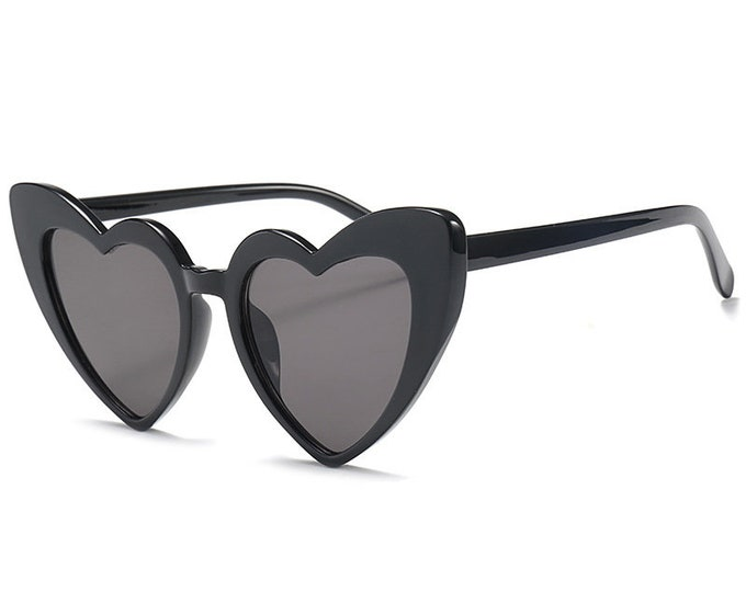 Heart Sunglasses, PC eyeglass frame