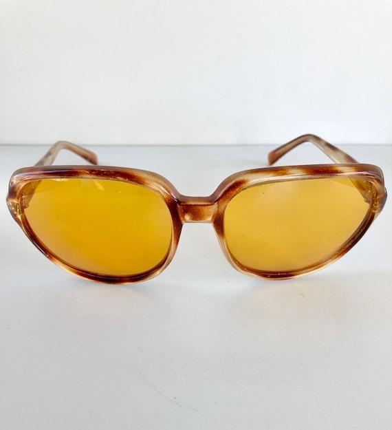 Vintage Sunglasses Vintage Piave Brand Italian Su… - image 3