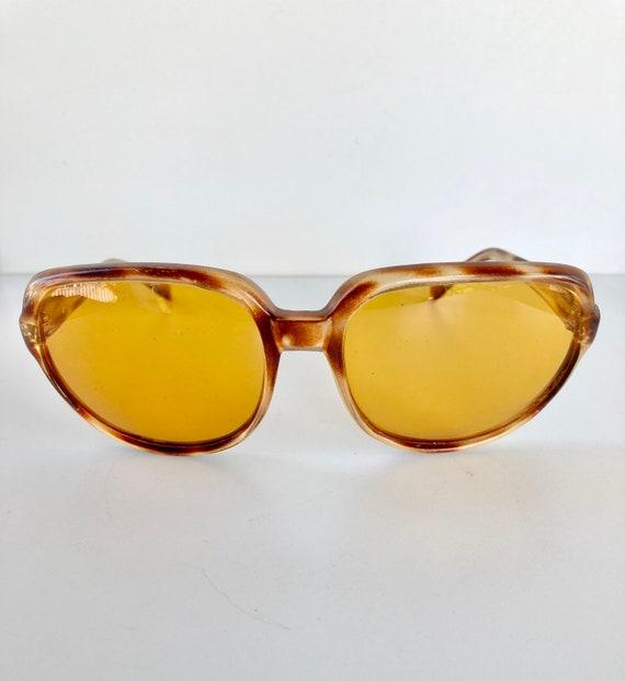 Vintage Sunglasses Vintage Piave Brand Italian Su… - image 1