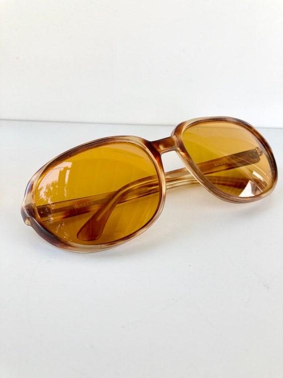 Vintage Sunglasses Vintage Piave Brand Italian Su… - image 2