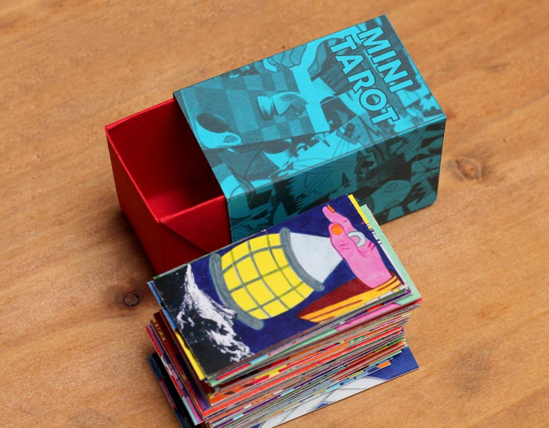 Handmade Tarot Cards image 0