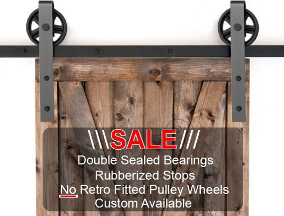 Barn Door Hardware Kit Spoked Wheel Barn Door Bearing Barn