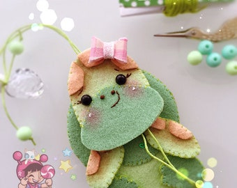 Baby Turtle Key Cover