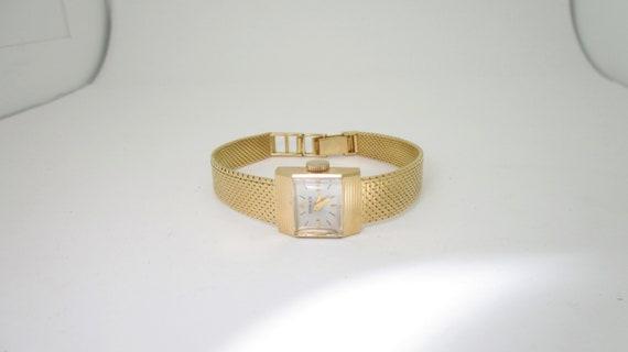 18K Rolex Watch Ladies Rolex Solid Gold Vintage Wo