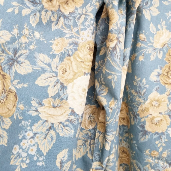 Richloom Vintage Inspired Cabbage Rose Upholstery Fabric Etsy