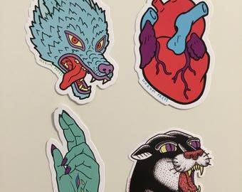 Hokum Sticker Pack