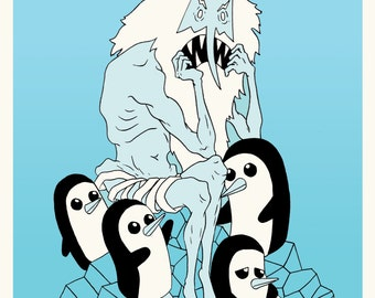 Simon and His Penguins
