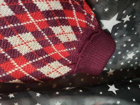 Christmas Catalina Sportswear Sweater Reindeer Wo… - image 5