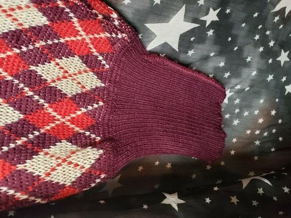 Christmas Catalina Sportswear Sweater Reindeer Wo… - image 3