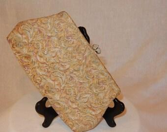 VINTAGE-Joseph-Gold Brocaided Evening Bag