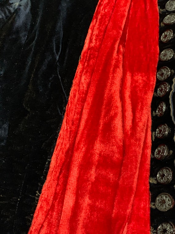 1890s Victorian Antique Corset Top/Bodice/Coat/Ja… - image 5