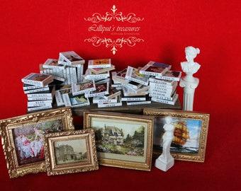 Miniatures Catalogue Etsy