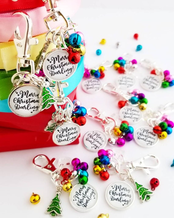 Merry Christmas Darling.Merry Christmas Darling Christmas Holiday Planner Charm Zipper Purse Pouch Charm Planner Accessories