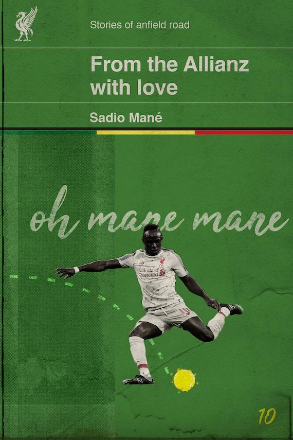 A4 A3 A2 A1 A0| Liverpool FC Mo Salah Football Poster Print T1520