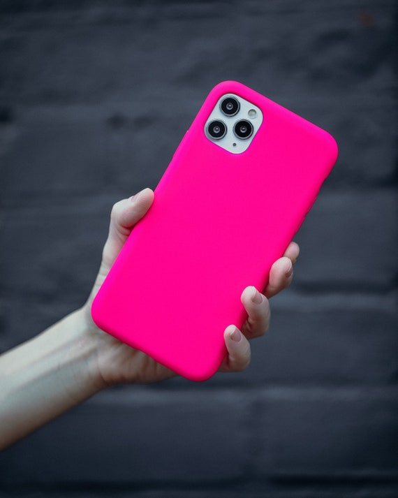 Bright phone case /'Perfect Pink/'