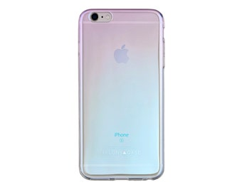 Transparent Holographic Case for iPhone 6/6s & iPhone 6+/6s+ Plus