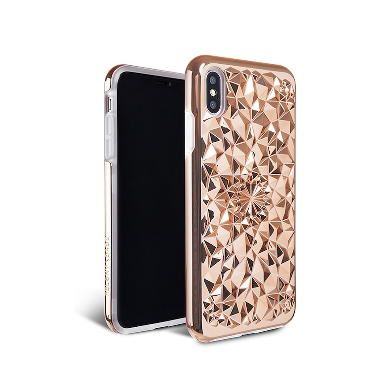 new styles a326b 72961 iPhone XS Max Case // Gold iPhone XS Max Kaleidoscope Case - Protective  iPhone XS Max Case by Felony Case