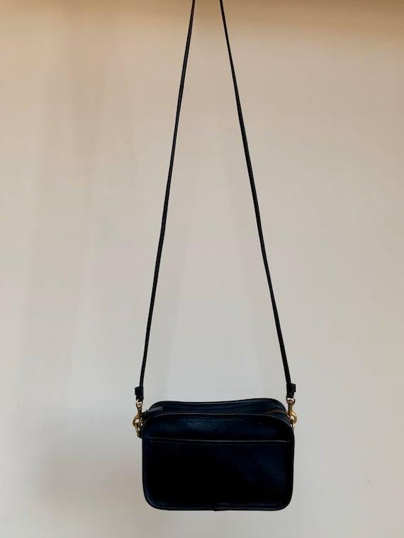 Vintage Coach Bag, Coach Carnival Bag, Navy Blue … - image 2