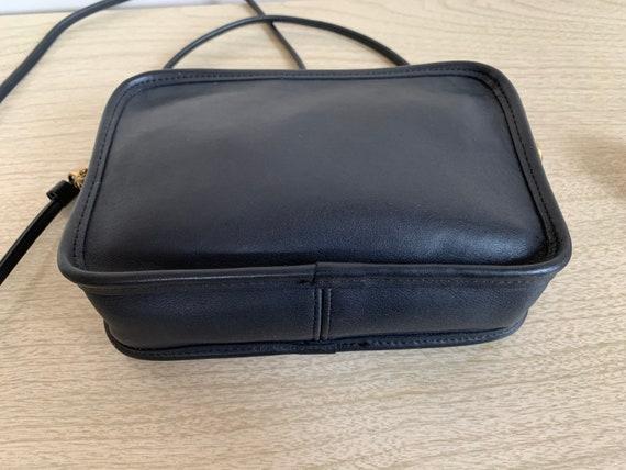 Vintage Coach Bag, Coach Carnival Bag, Navy Blue … - image 5