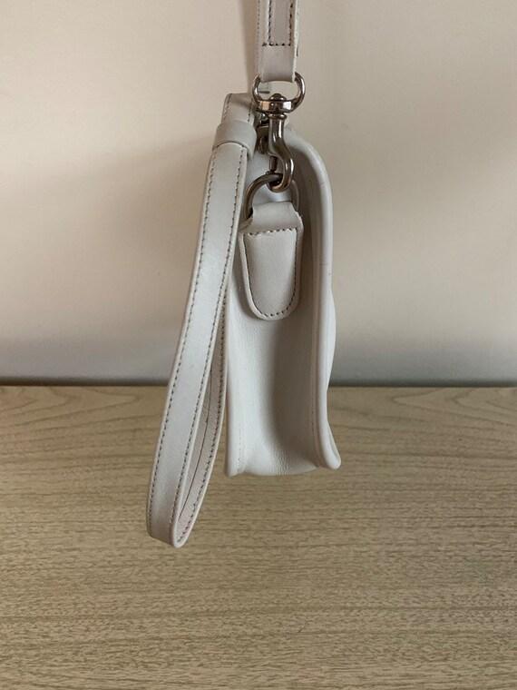 Vintage Coach Bag, Coach Basic Bag, White Vintage… - image 2