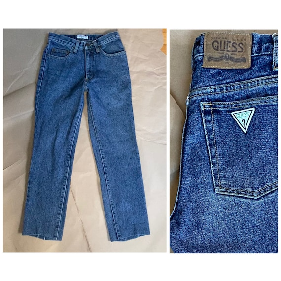 Mom Jeans Size 0 Guess Jeans Mom Jeans Size 26 Hig