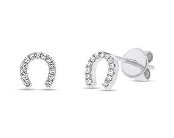 979b9597df131 Diamond horseshoe | Etsy