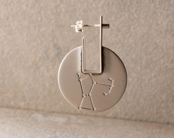 Orion Mix & Match Earrings | Constellations Asymmetrical Earrings |Unique Gift