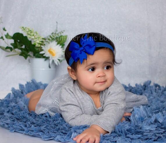 Bandeau Nouveau Né : bandeau nouveau n bandeau serre t te de bambin jaune baby hair bow de fleurs jaune bandeau ~ Mglfilm.com Idées de Décoration
