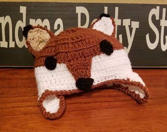 Foxy Fox!