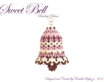 Bead Pattern Sweet Bell - Pdf file Only for personal use