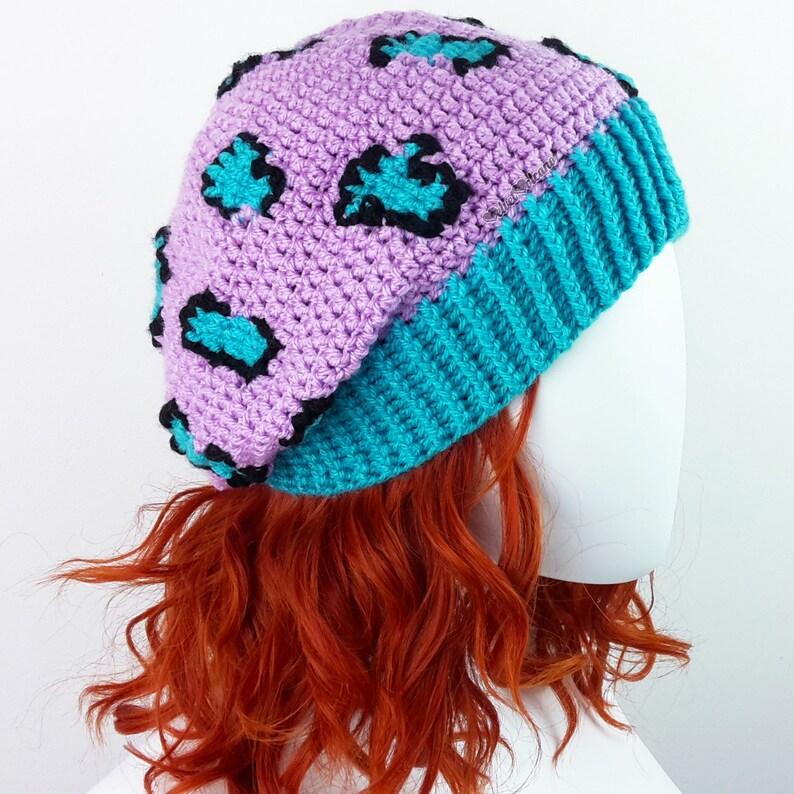 39ae979a967 Leopard Beanie Hat Animal Print Beanie Womens Slouch Hat