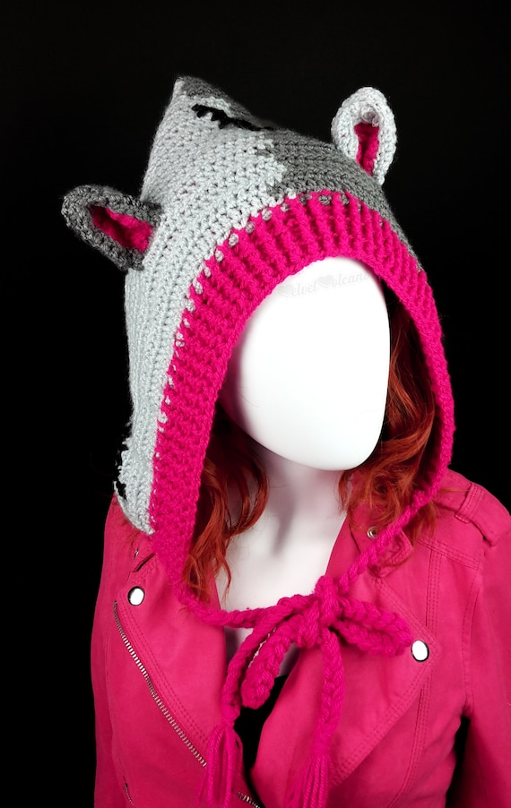 78624f40c3c CorpseKitty Hood Womens Pixie Hood Girls Cat Ear Hood